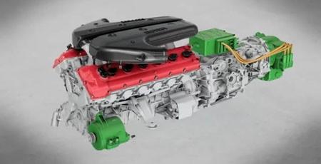 Hệ thống HY-KERS của Ferrari