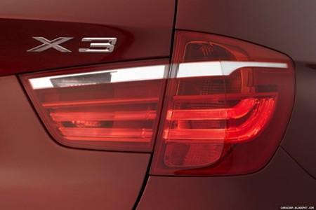 BMW vén màn X3 phiên bản mới - ảnh 7