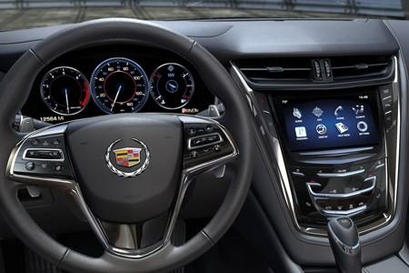 Cadillac CTS 2014: 'thi đấu' với xe Đức - ảnh 13