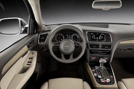 2013 Audi Q5 bản nâng cấp lộ diện - ảnh 3