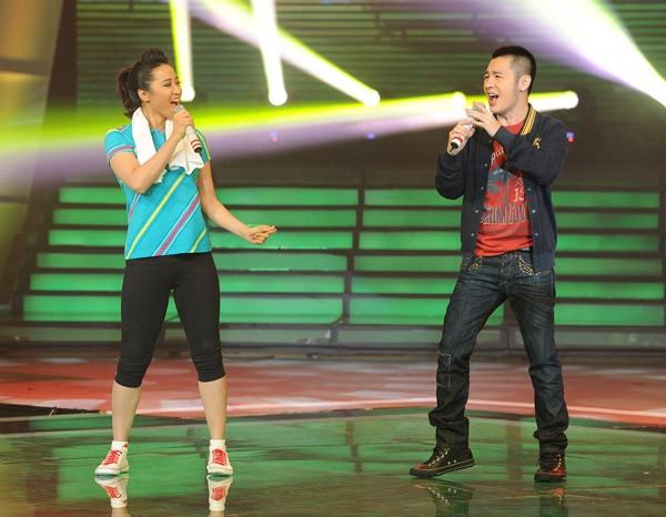 Hoàng Hải - Thùy Linh nói lời chia tay Cặp đôi hoàn hảo sau liveshow 5