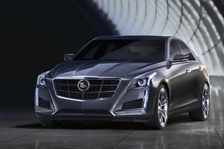 Cadillac CTS 2014: 'thi đấu' với xe Đức - ảnh 5