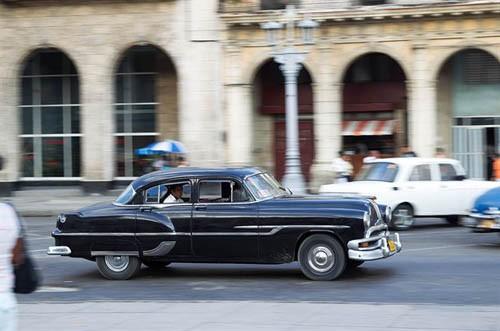 Xế cổ tại thủ đô Cuba - ảnh 8
