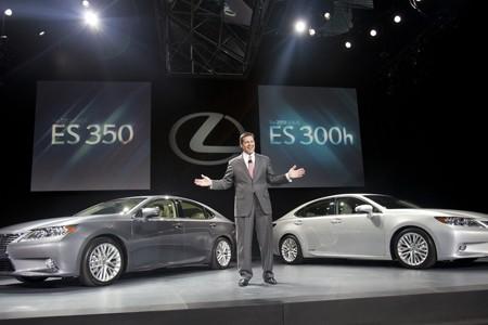 Lexus ES 300h: Sang và 'sạch' - ảnh 1