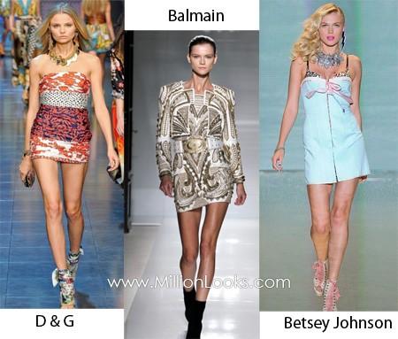 Xu hướng thời trang váy xuân hè năm 2012 - ảnh 4