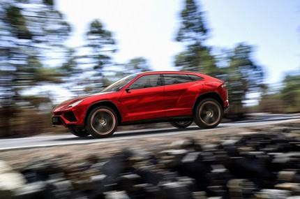 Thêm hình ảnh Lamborghini Urus - ảnh 3