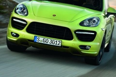 Porsche ra mắt Cayenne GTS 2013 tại Bắc Kinh - ảnh 3