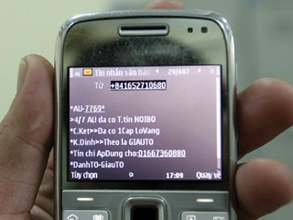 Tình trạng tin nhắn rác, lừa đảo vẫn diễn ra nghiêm trọng - Ảnh: Ngọc Thắng