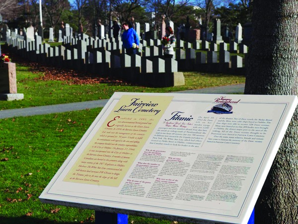 Nghĩa trang Halifax