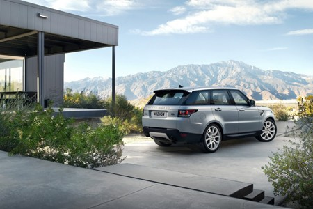 Range Rover Sport 2014 'phong độ' hơn - ảnh 14