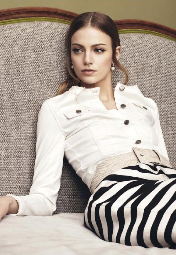Tay vợt Zuzana Kopuncova đẹp hơn cả siêu mẫu - ảnh 4