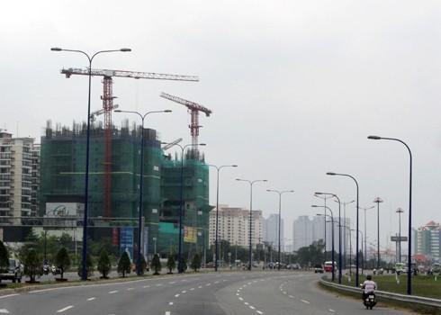 Quận Tân Phú, Bình Tân, Bình Chánh lại có xu hướng trung thành với dòng sản phẩm căn hộ giá trung bình và dưới trung bình