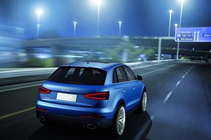 Audi đưa RS Q3 Concept tới Trung Quốc - ảnh 2
