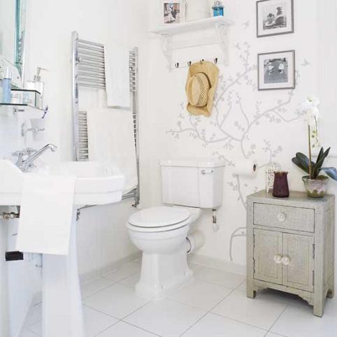 Bảy đáp án cho phòng tắm diện tích nhỏ - ảnh 5