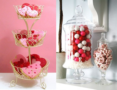 Những ý tưởng trang trí lãng mạn cho Valentine - ảnh 21