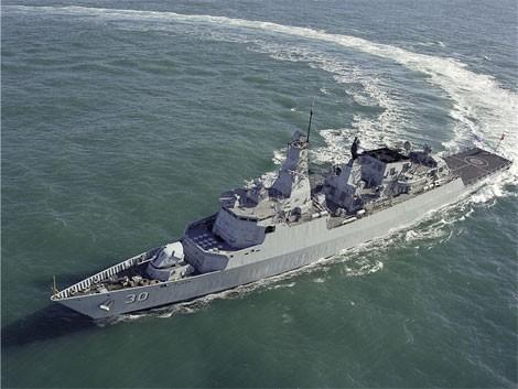 Tàu hộ vệ lớp Lekiu của hải quân Malaysia