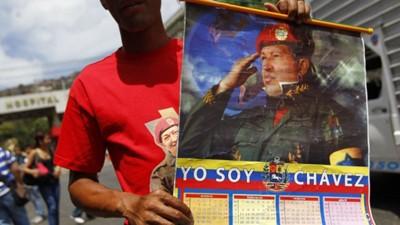 Ông Chavez được người dân ủng hộ
