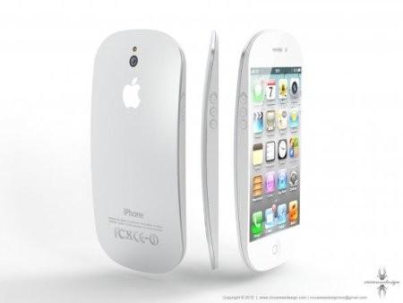 Sửng sốt với thiết kế iPhone 5 lạ mắt - ảnh 1