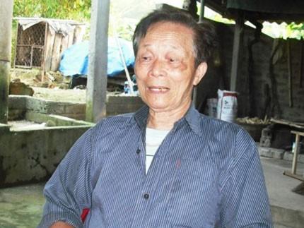 Dù bước sang tuổi 92 nhưng cụ Thuận vẫn mạnh khoẻ, hồng hào