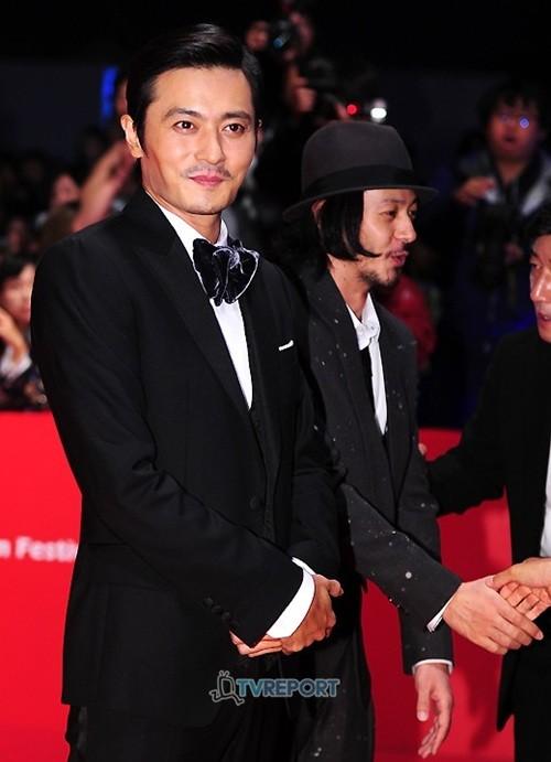 Jang Dong Gun và Joe Odagiri