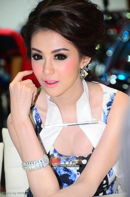 Nhan sắc ngập tràn triển lãm Bangkok 2013 - ảnh 17