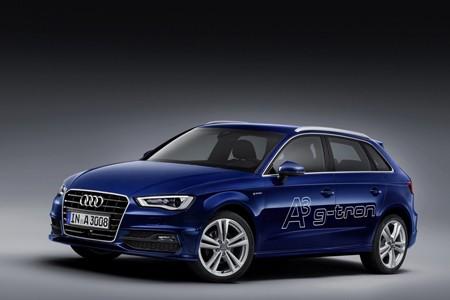 Lộ tân binh Audi A3 g-tron - ảnh 1