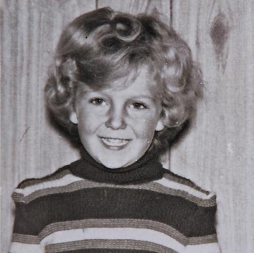 Cậu bé Christopher năm lên 6 tuổi