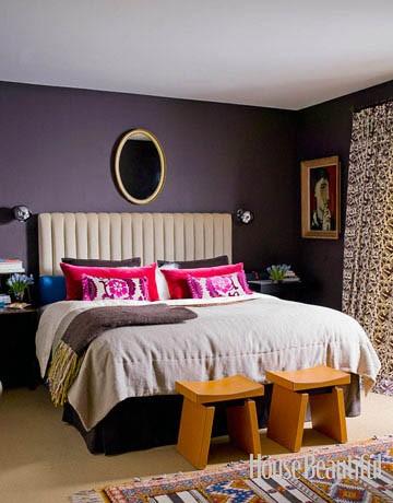 Phòng ngủ lãng mạn cho đôi uyên ương - ảnh 4