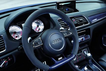 Audi đưa RS Q3 Concept tới Trung Quốc - ảnh 7