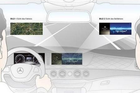 'Ngó' nội thất siêu sang của Mercedes S-Class 2014 - ảnh 11