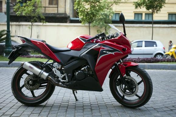 Honda CBR150R 2011: Xe đua 150cc mạnh mẽ - ảnh 2