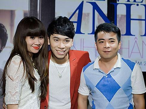 Ca sĩ Việt Anh: Chọn 'Tình nhân' dù biết làm khó mình - ảnh 2