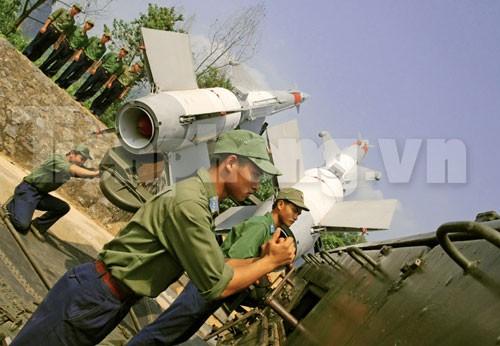 Xem 'Nỏ liên châu' S-125 Pechora truy kích phá địch - ảnh 3
