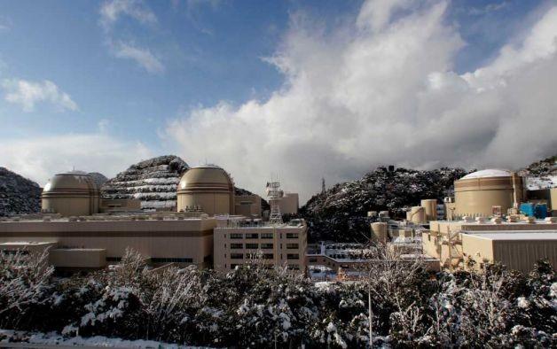 Nhà máy điện Ohi Kansai Electric Power đặt tại Fukui, phía tây Nhật Bản. Ảnh: Reuters