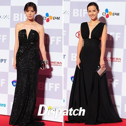 Kim So Yeon và Jo Yeo Jung