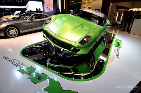 Sẽ có Ferrari hybrid trong năm 2013 - ảnh 3