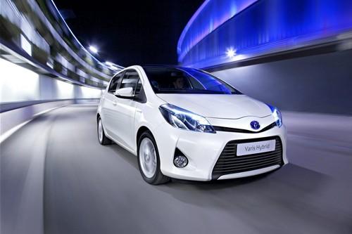 Toyota lắp ráp Yaris Hybrid tại Pháp - ảnh 4