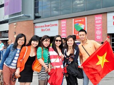 Du học sinh Việt Nam tại Anh