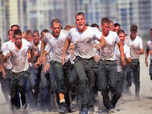 Cận cảnh tập luyện của biệt đội SEAL - ảnh 5