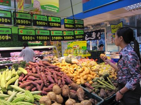 Rau quả Việt tại châu Âu