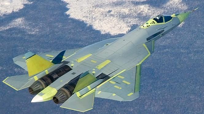 Nga sẽ sắm tối đa 600 chiếc Sukhoi T-50