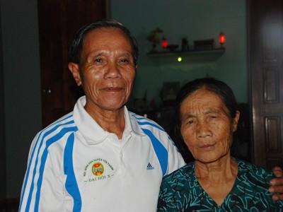 Ông bà Nguyễn Tâm Cớn