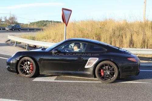 Hé lộ thông tin về Porsche 911 đời 2012 - ảnh 8