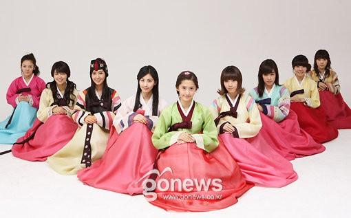 Quyến rũ trang phục cưới Hanbok hiện đại - ảnh 1