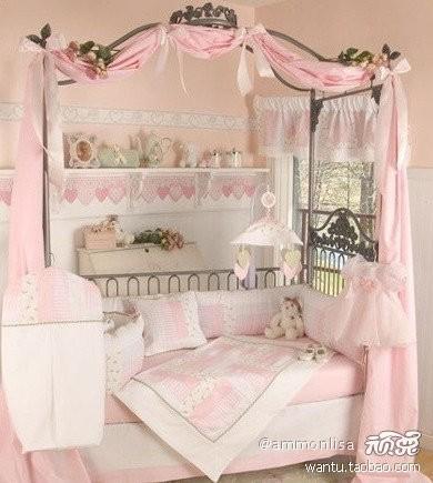 Mẫu phòng ngủ cực xinh cho bé yêu - ảnh 12