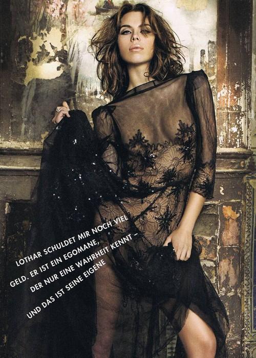 Vẻ đẹp siêu gợi cảm của Liliana Matthaus - ảnh 3