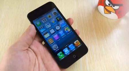 iPhone 5s 'nhái' giá rẻ giật mình - ảnh 4