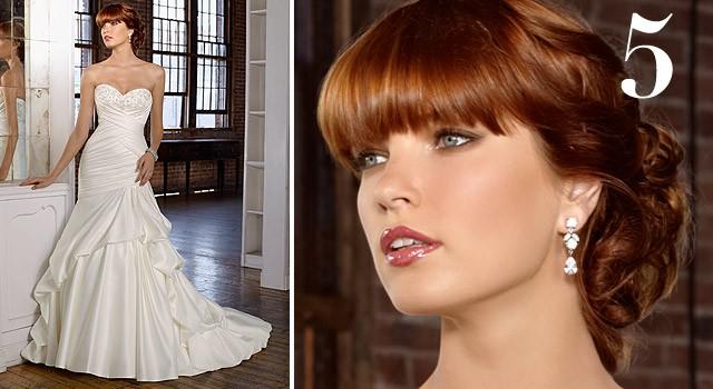 Mười kiểu tóc cô dâu 'hot' năm 2011 - ảnh 4