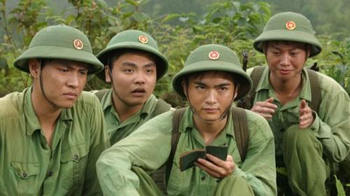 Cảnh trong phim Mùi cỏ cháy -  Ảnh: đoàn phim cung cấp