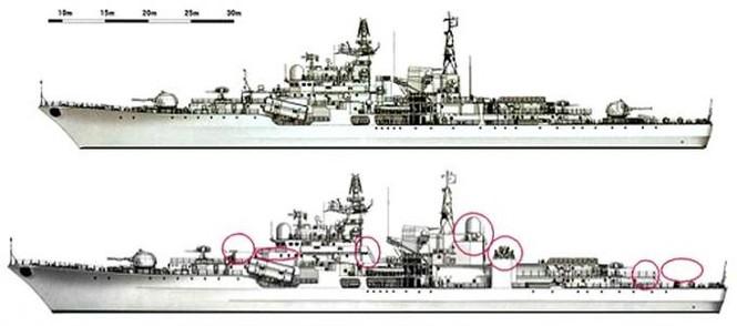 'Nội soi' tham vọng khu trục hạm Trung Quốc - ảnh 24